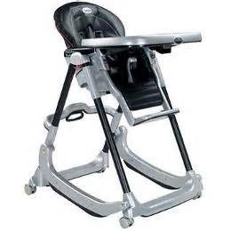 peg perego peg perego prima pappa rocker high chair 2005