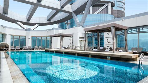Best Hotel Swimming Pools In Hong Kong Spacious