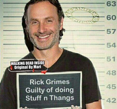 Rick Grimes Meme - 382 best images about andrew lincoln rick grimes on pinterest rick and daryl dixon and