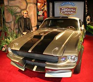 Eleanor - Mustang Shelby GT 500 Driven by Nicolas Cage in Gone in 60 Seconds