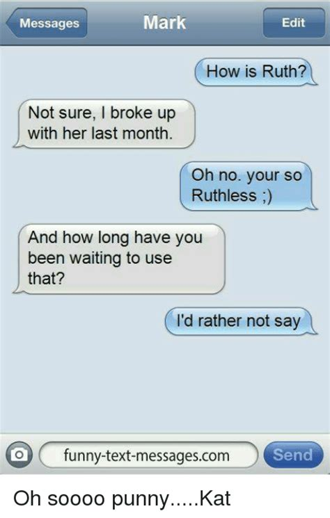 Meme For Text Messages - 25 best memes about funny text messages funny text messages memes