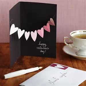 Romantische Hochsteckfrisurenen Zum Selber Machen by Personalisierte Karten Zum Valentinstag Selber Basteln