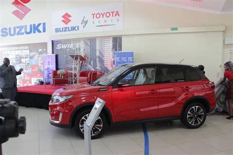 Suzuki Dealerships by Suzuki Models Now Sold At Toyota Dealerships In Kenya