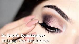 Eye Makeup Tutorial For Beginners | In-depth Tips & Tricks ...