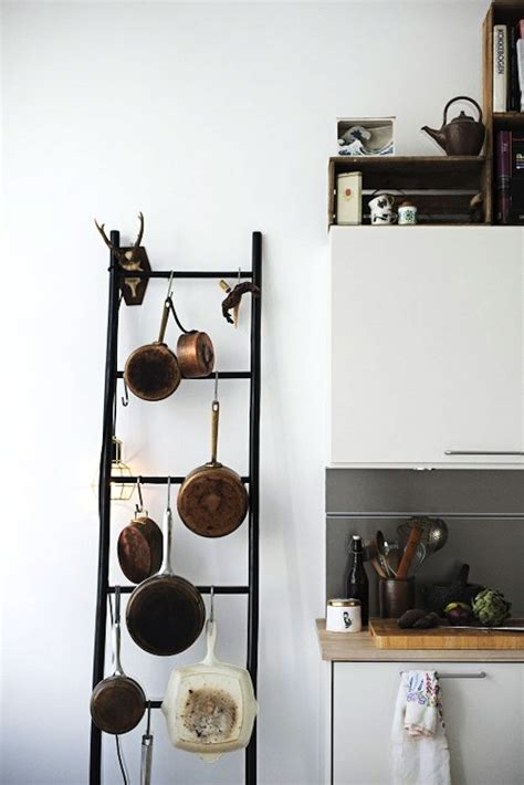 kitchen hooks for pots and pans 14 ways to organize with s hooks