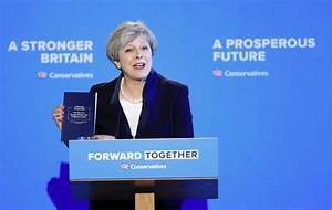 Theresa May vows to govern for 'mainstream Britain' as ...