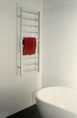 porte serviette cuisine porte serviettes chauffants chromés en forme d 39 echelle