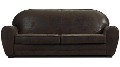 canape cuir vieilli vintage canape en cuir vieilli maison design wiblia com