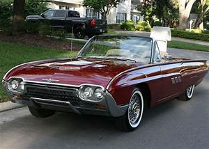 All American  U0421lassic  U0421ars  U2014 1963 Ford Thunderbird 2