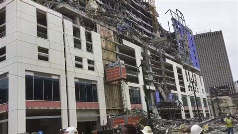 collapse  hard rock hotel construction site