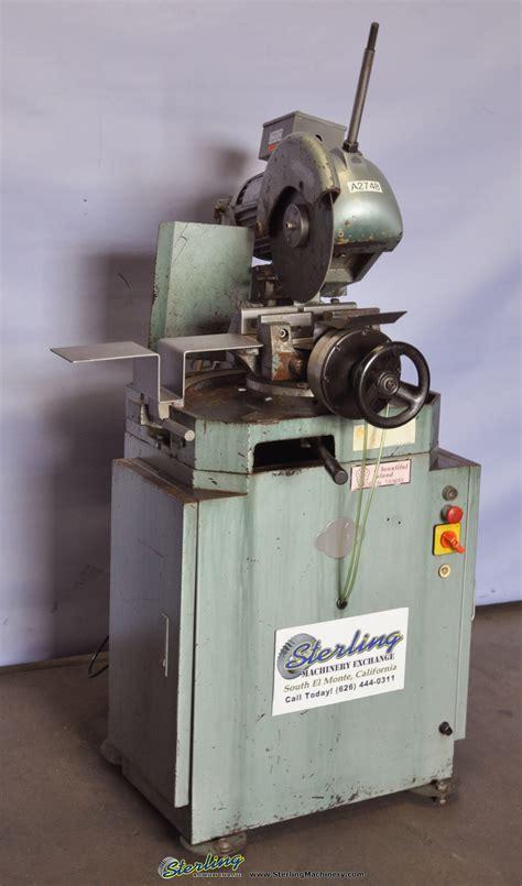 soco semi automatic miter cold  cold carbide