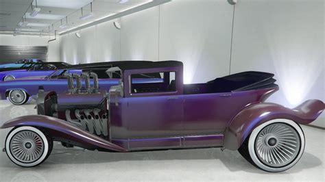 modded muscle cars gta 5 online garage tour 39 s rare modded car showcase