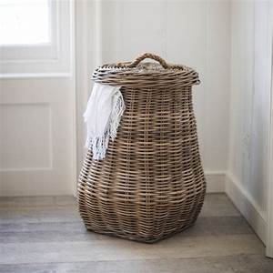 Rattan, Laundry, Basket, By, All, Things, Brighton, Beautiful