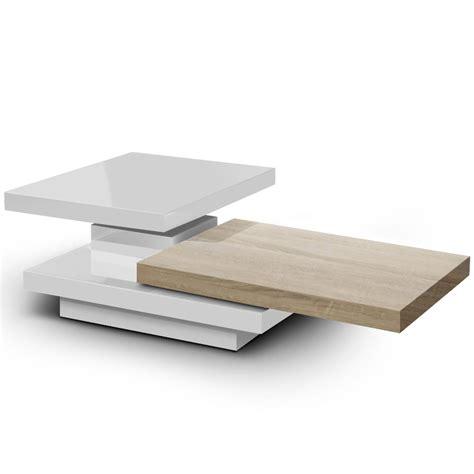 cuisine bois et blanc laqué 49 tables basses designs
