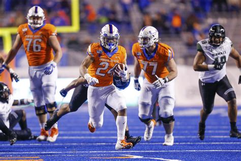QB questions face No. 14 Boise State at BYU