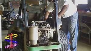 1latham Removes Kawasaki 25hp From John Deere 757 Vtrack