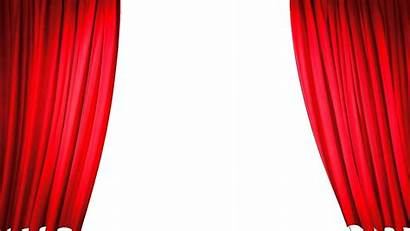 Curtains Curtain Transparent Theater Stage Clipart Powerpoint