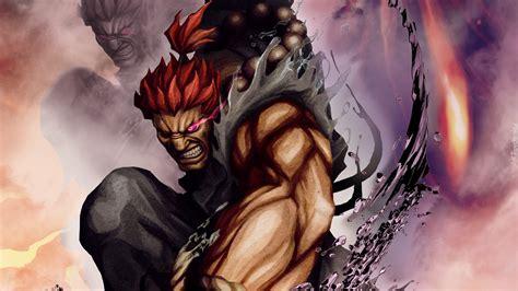 Street Fighter X Tekken Akuma