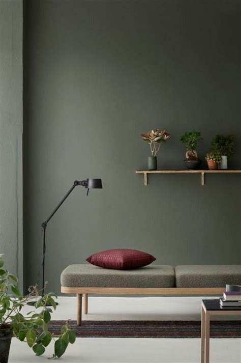 Wohnzimmer Wände Farblich Gestalten by W 228 Nde Farblich Gestalten Beispiele