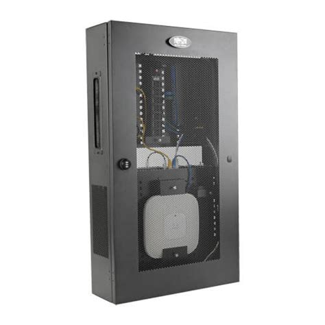 Smartrack Low Profile Vertical Mount Switch Depth Wall