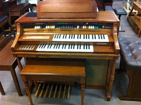 Gulbransen Series 400 Organ Firstly The Tone Of Gulbransen