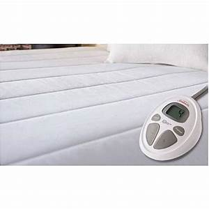 sunbeam twin xl college dorm room size heated electric With college mattress pads