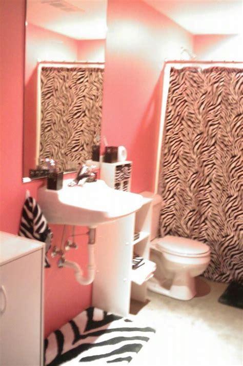 zebra bathroom ideas 37 best zebra print bathroom accessories images on