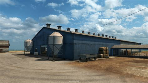truck simulator 2 beyond the baltic sea beyond the baltic sea nowe fabryki w dodatku do