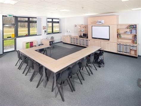 Education School Furniture Interior Design Refurbishment