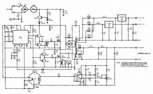 100khz Multiple Output Switching Power Supply Circuit Diagram