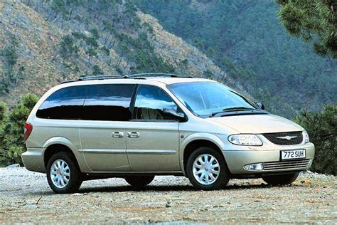 Chrysler Grand Voyager (2001 - 2008) used car review | Car ...