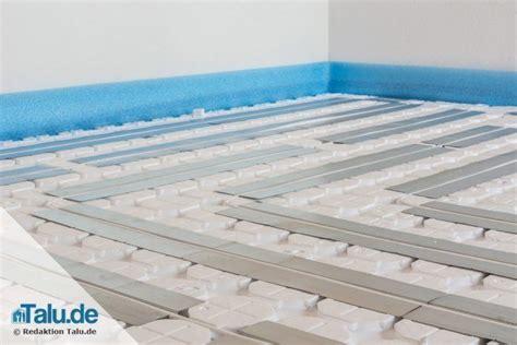 Elektrische Fußbodenheizung Verlegen by Diy Elektrische Fu 223 Bodenheizung Verlegen Und Anschlie 223 En