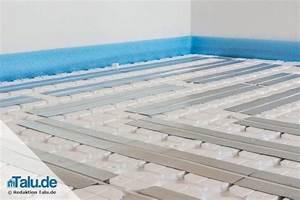 Fußbodenheizung Estrich Aufbau : diy elektrische fu bodenheizung verlegen und anschlie en ~ Michelbontemps.com Haus und Dekorationen