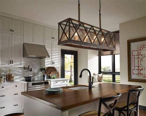 Kitchen Lighting Ideas Island by 15 Chic Kitchen Island Lighting Ideas Reverb