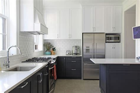 caesarstone organic white kitchen style with glass front cabinets