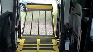 Wheelchair Lift  Interior Pov