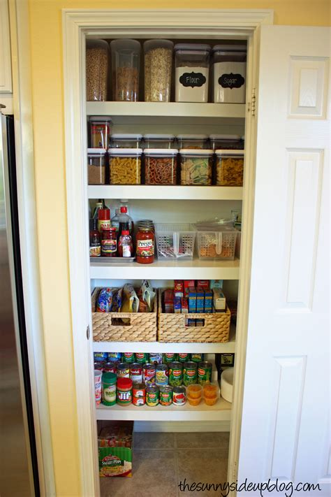 how to organize kitchen pantry 20 ways to organize your home and the 7300