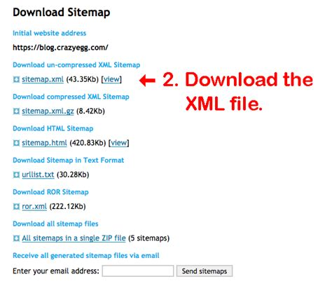 What Are The Seo Benefits Xml Html Sitemaps