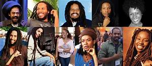 Bob Marley: All His Children & 9 Baby Mommas - Times Caribbean