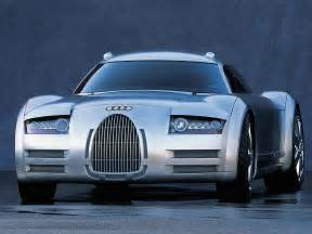 Old Audi Concept Cars