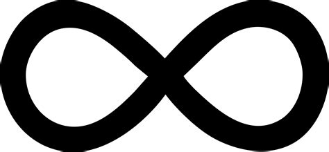 infinity sign infinity cliparts