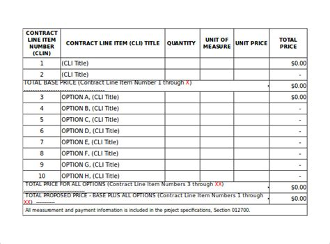 payment schedule template 16 payment schedule sles sle templates
