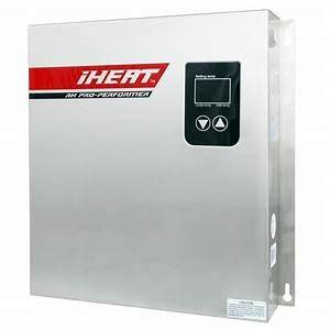 Iheat Ah21 Pro Performer Whole House Tankless Water Heater 21kw  U2013 Tank The Tank