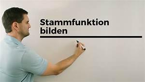 Stammfunktionen Berechnen : stammfunktionen bilden sonderheiten aufleiten integrieren bersicht mathe by daniel jung ~ Themetempest.com Abrechnung