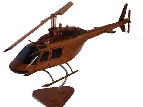 premium wood designs bell 206 helicopter premium wood designs helicopter