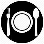 Dinner Lunch Icon Breakfast Dine Party Icons