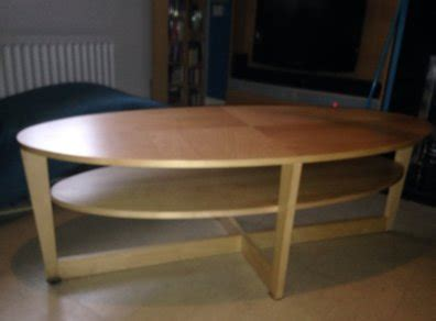 long coffee table ikea beautiful ikea vejmon beech effect oval coffee table for