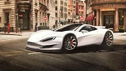 Tesla Supercar Chromebook Wallpapers