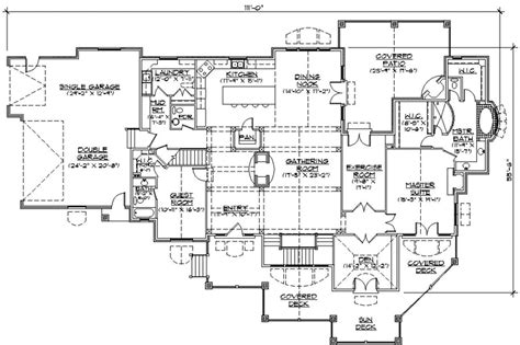 1 luxury house plans beautiful single luxury house plans 7 luxury house