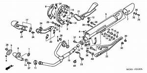 Honda Vtx 1800 Engine Diagram : exhaust muffler for 2007 honda vtx1800 australia sales ~ A.2002-acura-tl-radio.info Haus und Dekorationen
